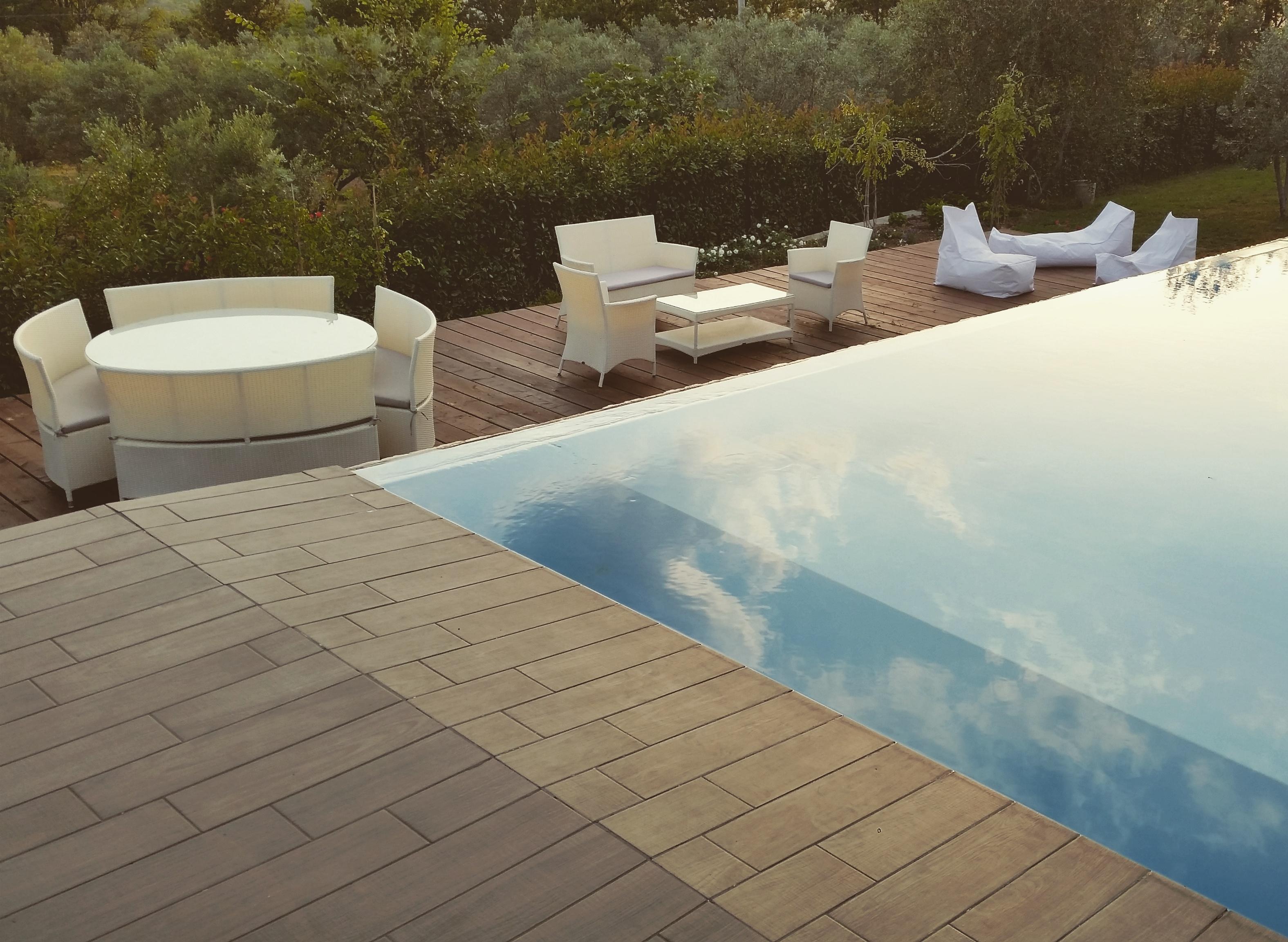 Perfect uniko mobili da giardino e terrazzo di design with for Design per giardini